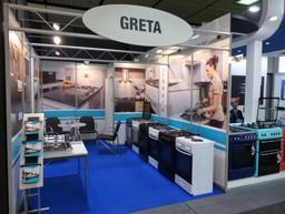 GRETA приняла участие на выставке в Германии (IFA 2016)