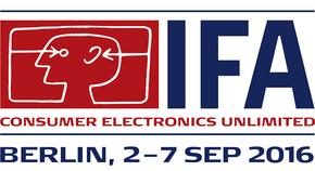 IFA 2016, добро пожаловать!