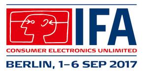 IFA 2017, добро пожаловать!